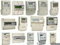 Однофазные, многотарифные счетчики электроэнергии