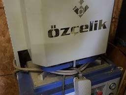 Одноголовочный сварочный станок Ozcelik ORION I для ПВХ окон
