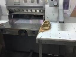 Одноножевая резальная машина polar-78 ed