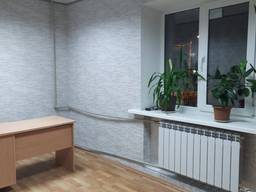 Офис 45 м, р-н пл. Островского, жилой фонд. 3кабинета.