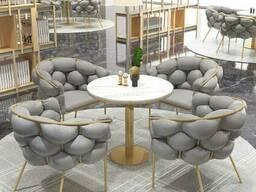Офісні стільці в скандинавському стилі
