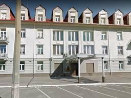 Офисное здание 2231.2 м2 М Левобережная участок 0.2145 Га