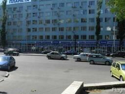 Офисное здание в Малиновском районе.