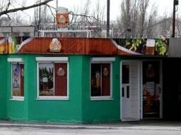 Оформление рекламой в Бердянске, брендирование в Бердянске - фото 2