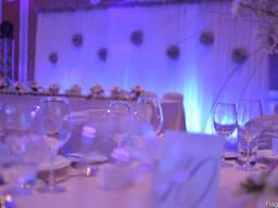 Оформление свадьбы. Декор свадебного зала. Флористика