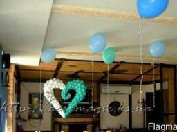 Оформление воздушными шарами в Херсоне - фото 4