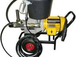 Огне-био защита - Агрегат для нанесения