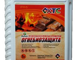 Огнебиозащита древесины, 5л