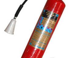 Огнетушитель углекислотный ОУ-7 ВВК-5