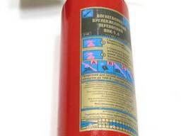 Огнетушители, пожарный инвентарь.