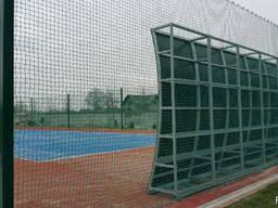 Спортивні майданчики огородження