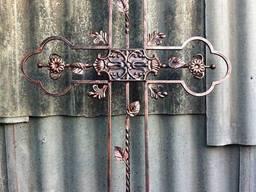 Ограды и Кресты под заказ