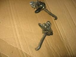 Ограничитель фиксатор двери Opel Meriva 13147255