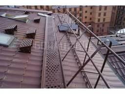 Ограждение для крыши