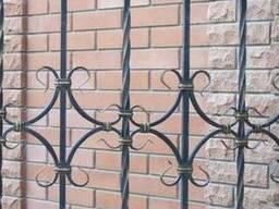Ограждения на балконы, крыльцо, участок. Броневик Днепр.