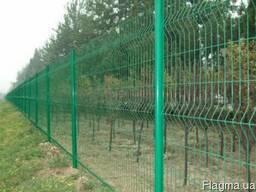 Ограждение секционное в Донецке. - фото 2