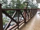Ограждения из древесно–полимерного композита Nextwood - фото 1