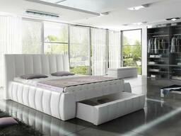 Огромный ассортимент мягких кроватей Frost доставка по всей