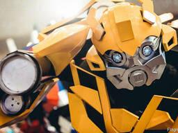 Огромный Робот Трансформер на детское мероприятие