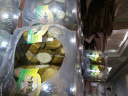 Огурцы консервированые