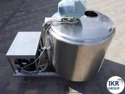 Охладитель молока б/у A-lima Bis на 200 л