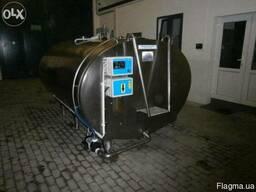 Охладитель молока Б/У Mueller объёмом 3000 литров - photo 2