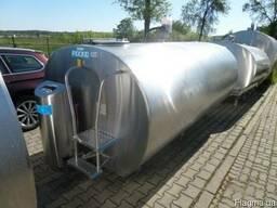 Охладитель молока БУ на 5000 литров. Холодильник для молока