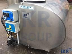 Охладитель молока Mueller б/у объёмом 2000 литров