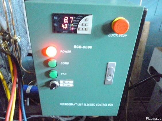 Охладитель молока, воды, пива, вина проточный на 200-300 л.