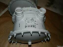 Охладитель водо-водяной Д6, сб575-00-10-1