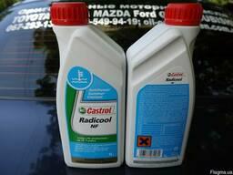 Охлаждающая жидкость антифриз Castrol Antifreeze Radicool NF