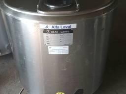 Охолоджувач молока Alfa Laval 430 літрів