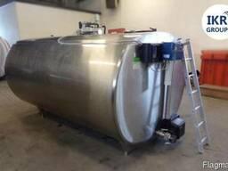 Охолоджувач молока Б / У ALFA LAVAL 6000 закритого типу