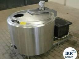 Охолоджувач молока Б/У ALFA LAVAL на 300, 350 литров.