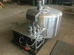 Охолоджувач молока Б/У ALFA LAVAL на 500, 600 літрів
