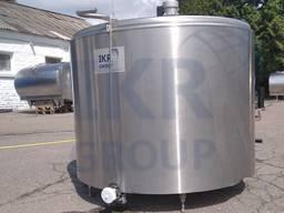 Танк молокоохладитель DeLaval, Alfa Laval, Serap на 700, 800, 1000 литров