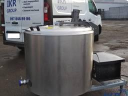 Охолоджувач молока (танк, ванна) 400, 500, 1000 літр