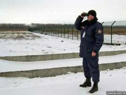 Охрана складов и складских комплексов по Украине