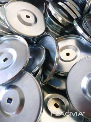Холодна штамповка металу, штампи, прес-форми