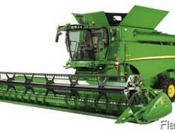 Оказываем услуги по уборке урожая пшеницы кукурузы,подсолнеч
