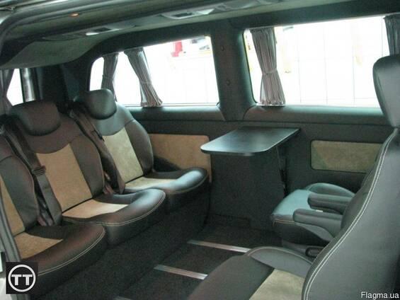 Переоборудование микроавтобусов бусов авто тюнинг