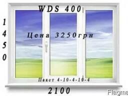 Окна Двери Балконы металопластиковые Полтава Aluplast, WDS