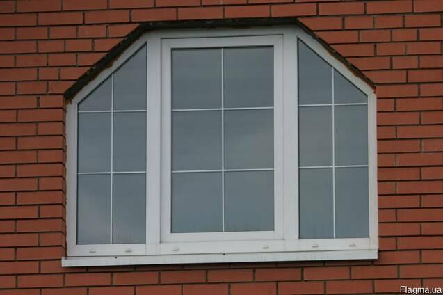Окна, двери металлопластиковые