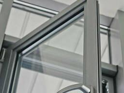 Окна и двери с термоизоляцией Alutech ALT W72