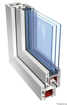 Окна, двери, вікна двері металопластикові металлопластиковые