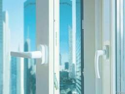 Окна, двери, вікна двері металопластикові металлопластиковые - фото 3