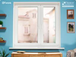 Окна двухстворчатые WDS 5S
