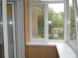 Окна и стеклопакеты