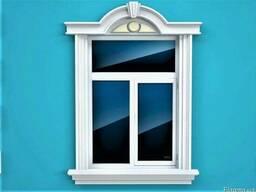 Окна из Пенопласта 1