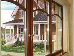 Окна, лоджии, двери Rexau